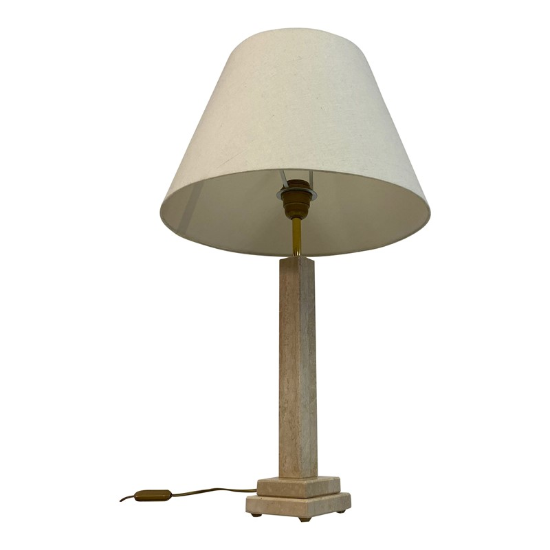 1970s Italian Travertine Table Lamp-august-interiors-1970s-travertine-table-lamp-italian-main-637260416369833489.jpg
