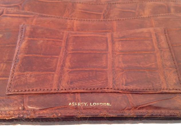 1950s alligator and gold wallet by Asprey and Co-august-interiors-asprey2_main.JPG