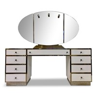 1970s Dressing Table by Michel Pigneres