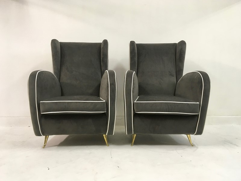 A pair of 1950s Italian armchairs in grey velvet-august-interiors-img-4431-main-637090763534774424.jpeg