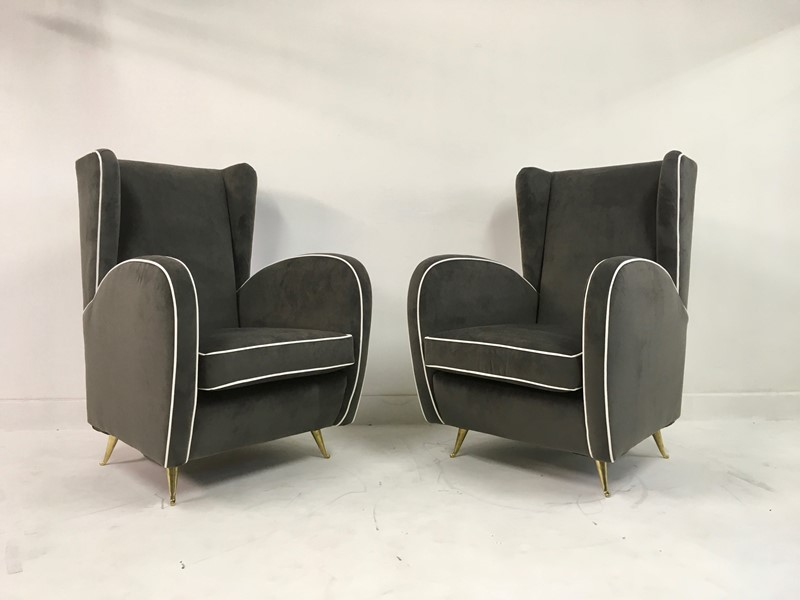 A pair of 1950s Italian armchairs in grey velvet-august-interiors-img-4441-main-637090763805085605.jpeg