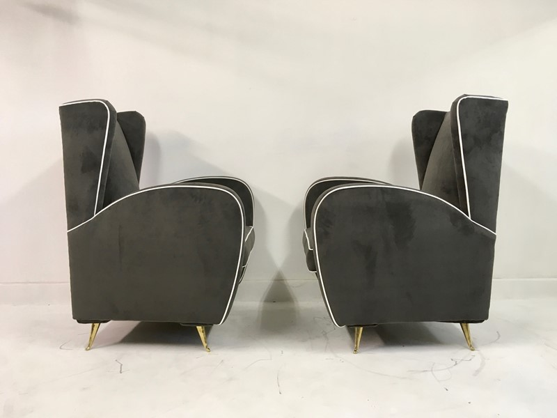 A pair of 1950s Italian armchairs in grey velvet-august-interiors-img-4442-main-637090763885086774.jpeg