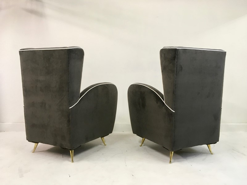 A pair of 1950s Italian armchairs in grey velvet-august-interiors-img-4452-main-637090764573848411.jpeg