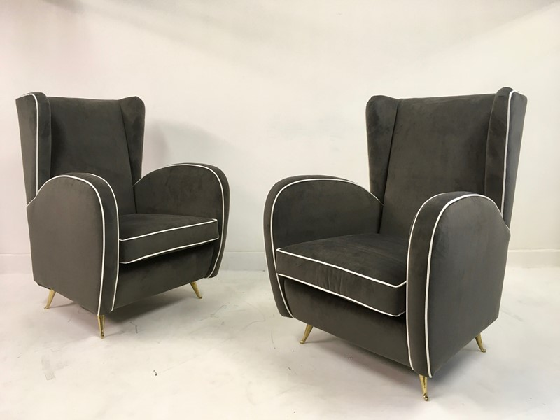 A pair of 1950s Italian armchairs in grey velvet-august-interiors-img-4456-main-637090764809628982.jpeg