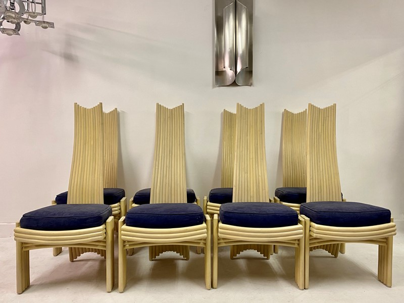 A Set of Eight 1980s Bamboo Dining Chairs-august-interiors-img-7264-main-637205127013500829.jpeg