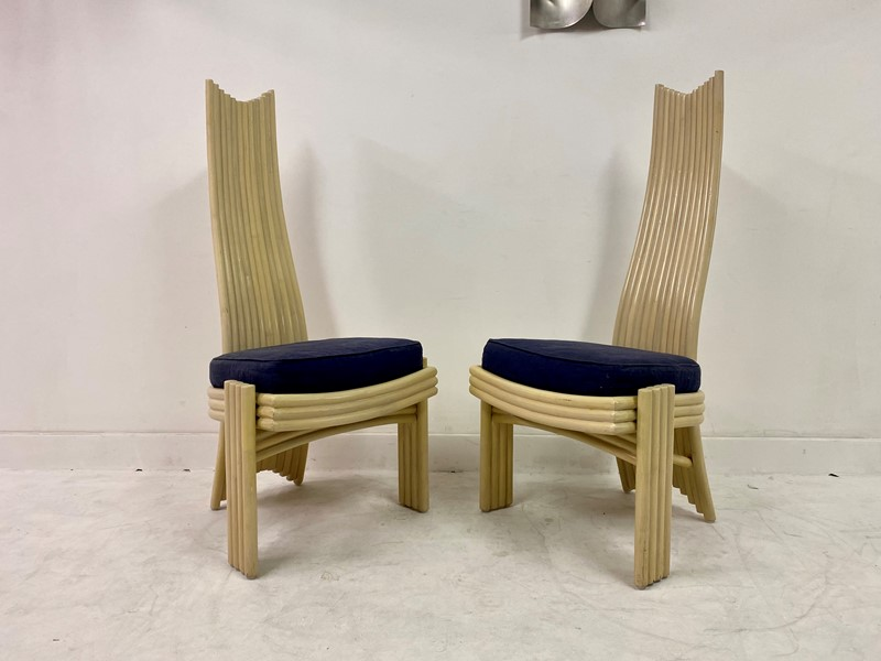 A Set of Eight 1980s Bamboo Dining Chairs-august-interiors-img-7270-main-637205127699178103.jpeg