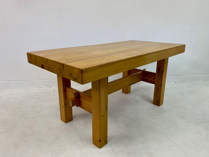 1970s Swedish Pine Dining Table and Chairs-august-interiors-img-7975-main-637245345496474874.jpeg