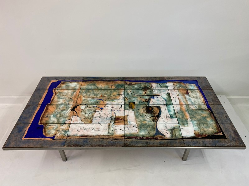 Coffee Table with Enamelled Top by Giorgio Musoni-august-interiors-img-8648-main-637277359944439931.jpeg