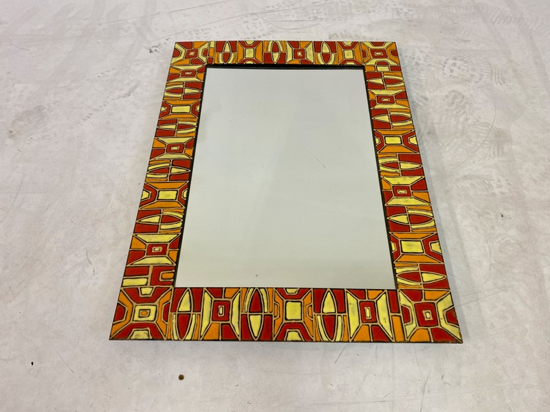 1950s Red Enamelled Copper Mirror by Siva -august-interiors-img-9396-main-637312740061941721.jpeg