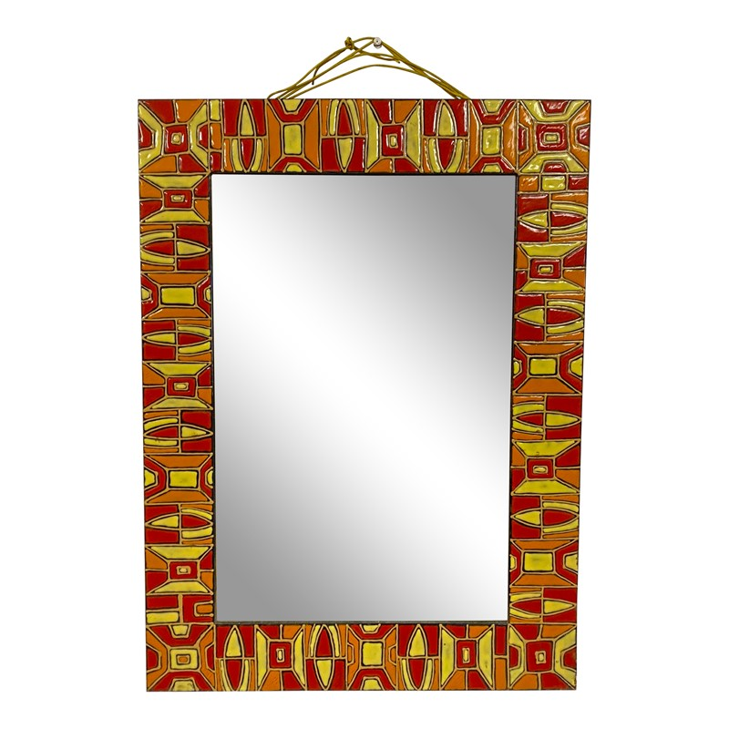 1950s Red Enamelled Copper Mirror by Siva -august-interiors-red-siva-poggibonsi-mirror-1950s-italian-enamel-main-637312739307412088.jpg