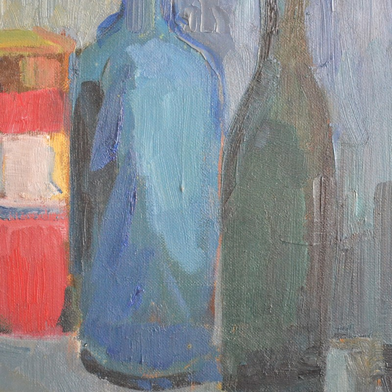 1965, Still Life with Bottles, Marcelle Fontolliet-barnstar-1965 Still life Marcelle FONTOLLIET DEET4 -main-636773810246860978.jpg