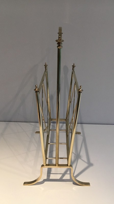 . Neoclassical Brass Magazine Rack-barrois-antiques-50's-1294-main-636639632329490401.jpg