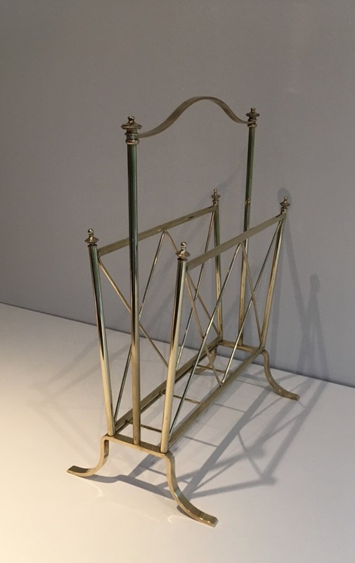 . Neoclassical Brass Magazine Rack-barrois-antiques-50's-1295-main-636639632337602817.jpg