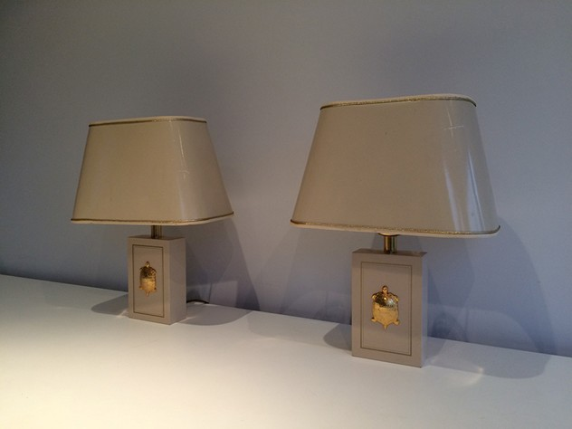 Pair of lamps with gild turtles ornaments. 1970's-barrois-antiques-50's-15617_main_636279351031192715.jpg