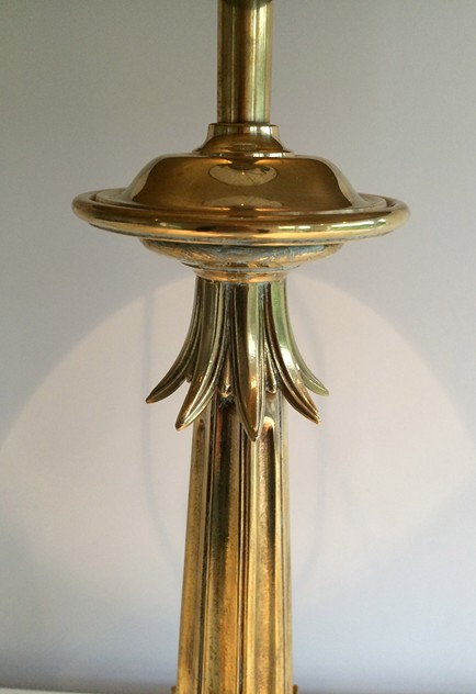 Bronze and Ceramic Egg Lamp. 1960's-barrois-antiques-50's-15661_main_636383298105013013.jpg