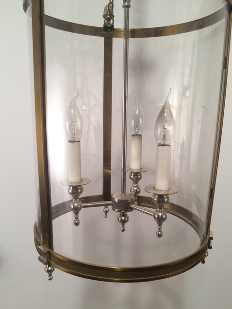 Brass & Silver Lantern with  Plastic Faux-Glass-barrois-antiques-50's-16772_main_636365711062573682.jpg