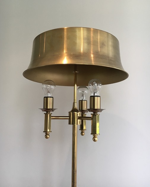 Beautiful Brass Floor Lamp-barrois-antiques-50's-25758_main_636505322921146295.JPG