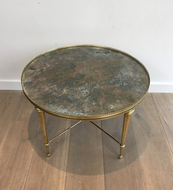 Attrib. to Maison Ramsay. Brass Round Coffee Table-barrois-antiques-50's-26166_main_636540618099955494.JPG