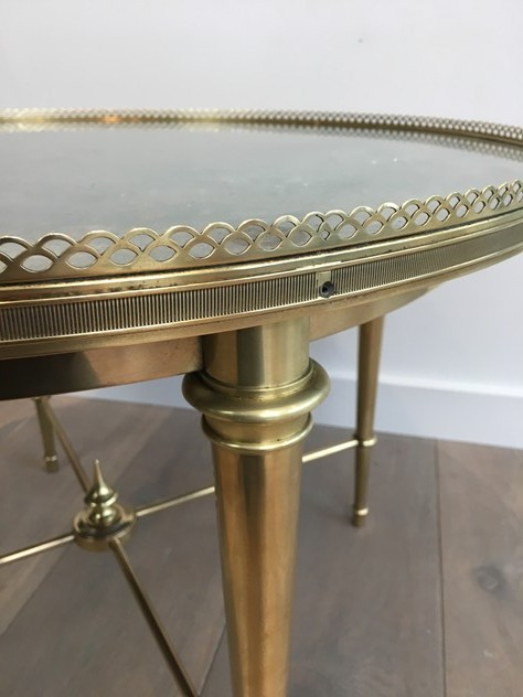 Attrib. to Maison Ramsay. Brass Round Coffee Table-barrois-antiques-50's-26174_main_636540621766299502.JPG