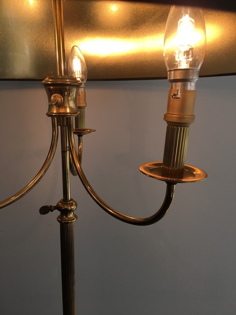 Neoclassical Tripod Brass Floor Lamp-barrois-antiques-50's-26326_main_636571505302147262.JPG