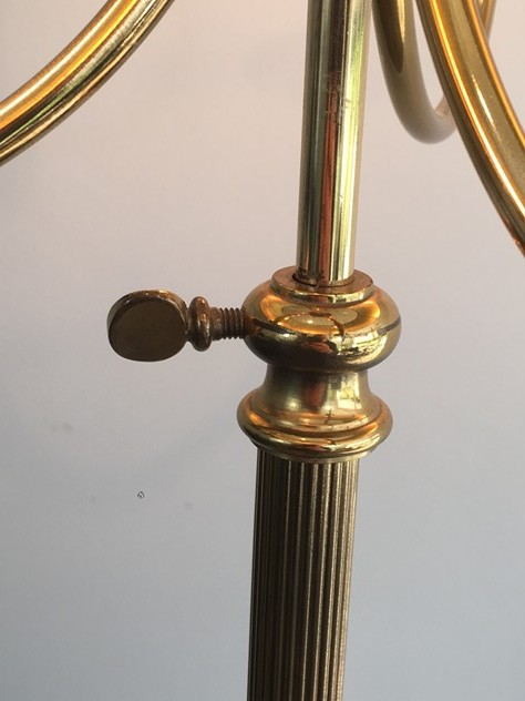 Neoclassical Tripod Brass Floor Lamp-barrois-antiques-50's-26327_main_636571505489356862.JPG