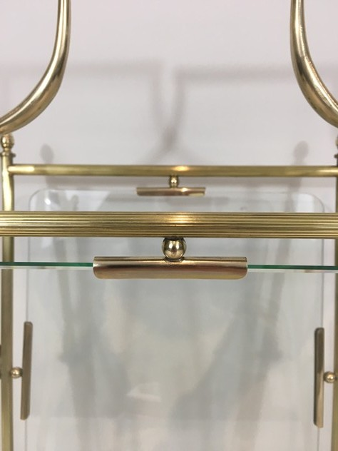 Brass & Glass Neoclassical Magazine Rack-barrois-antiques-50's-26451_main_636565487893653320.JPG