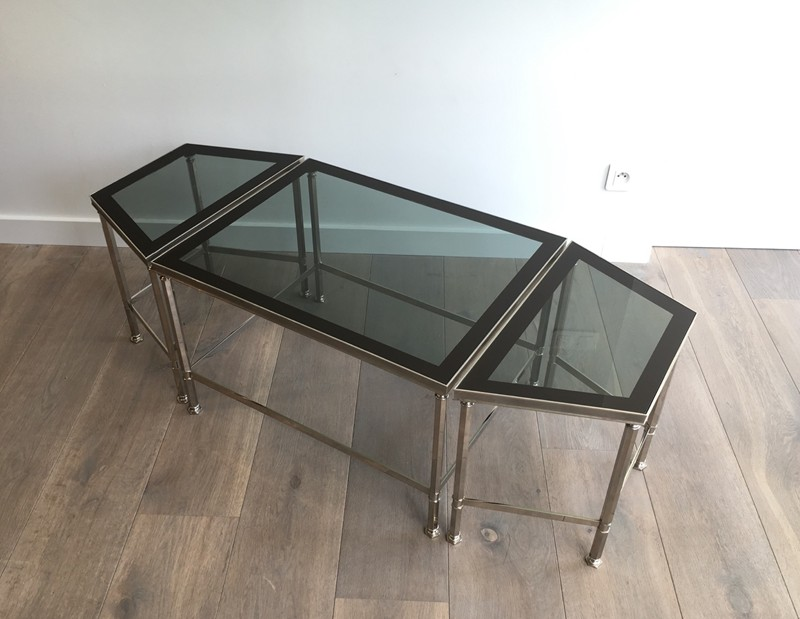 Rare Nickeled Tripartie Coffee Table. Circa 1940-barrois-antiques-50's-27379-main-636613116228788007.JPG