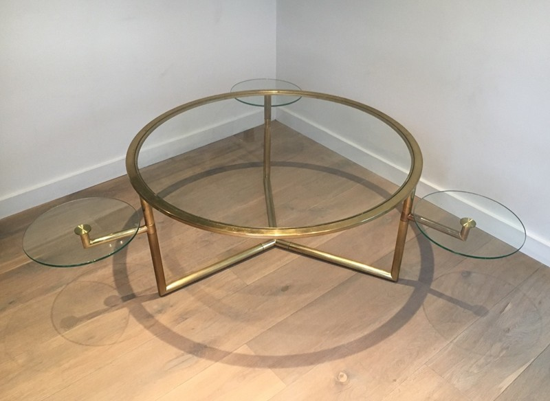 Coffee Table with removable shelves-barrois-antiques-50's-27675-main-636619964976406289.JPG