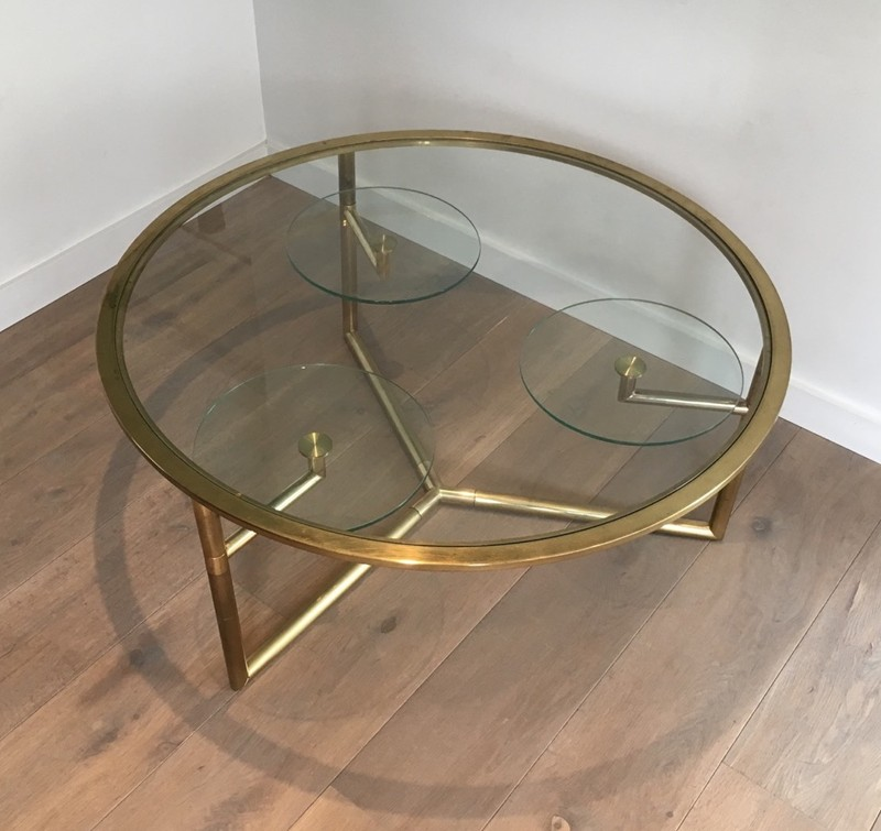 Coffee Table with removable shelves-barrois-antiques-50's-27677-main-636619965060806076.JPG