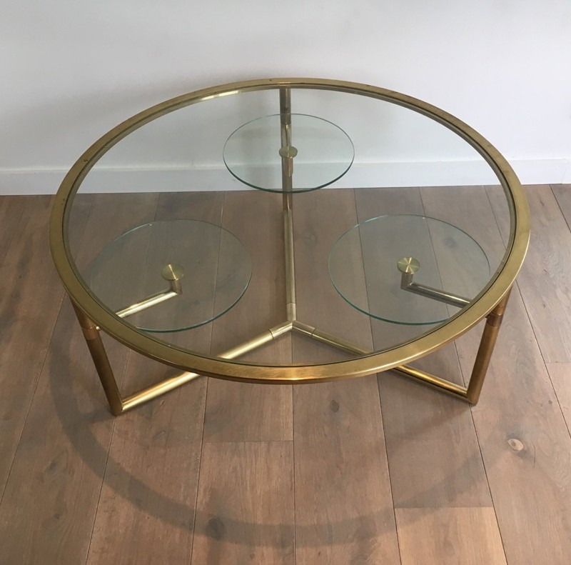 Coffee Table with removable shelves-barrois-antiques-50's-27678-main-636619965113224428.JPG