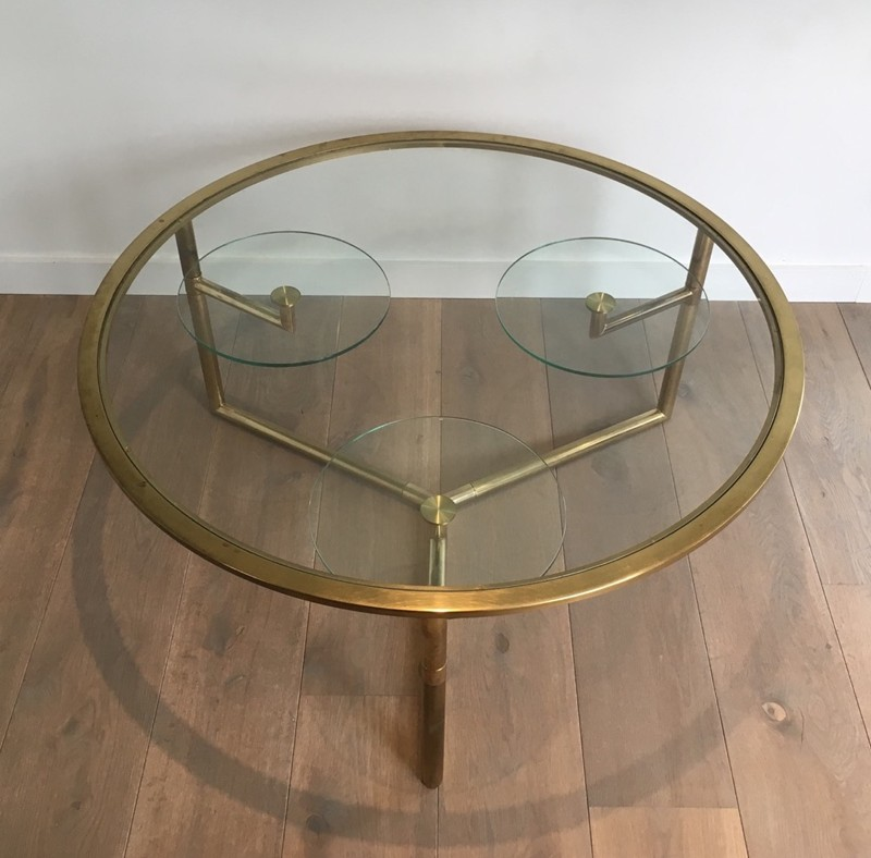 Coffee Table with removable shelves-barrois-antiques-50's-27679-main-636619965173911151.JPG