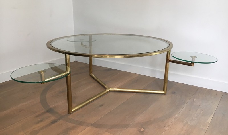 Coffee Table with removable shelves-barrois-antiques-50's-27681-main-636619965301680884.JPG