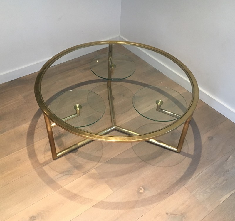 Coffee Table with removable shelves-barrois-antiques-50's-27697-main-636619966254103619.JPG