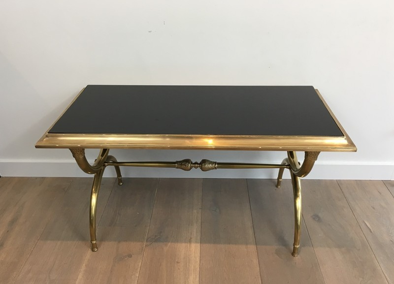 Att to R. Subes. Neoclassical Bronze Coffee Table-barrois-antiques-50's-27928-main-636626830267688832.JPG