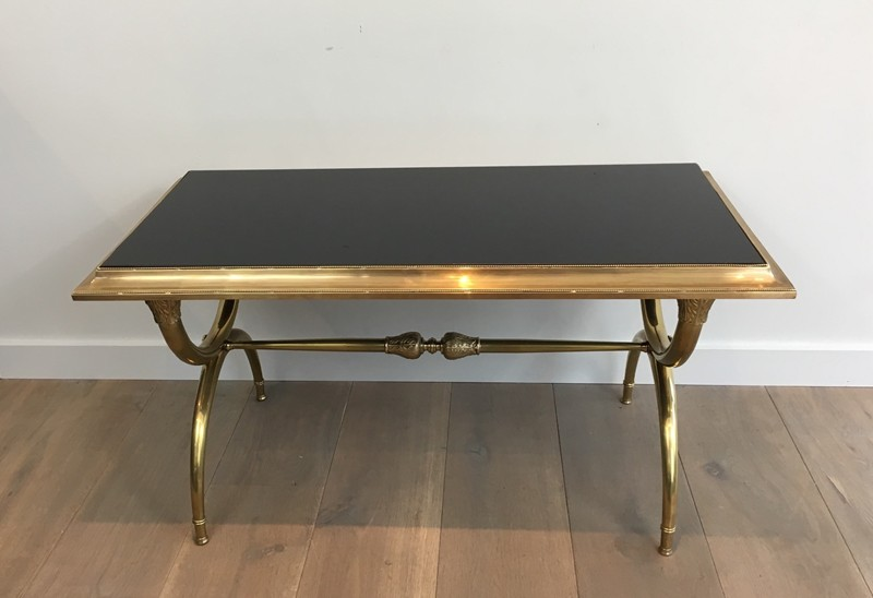 Att to R. Subes. Neoclassical Bronze Coffee Table-barrois-antiques-50's-27937-main-636626830865511488.JPG