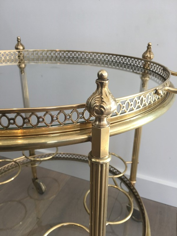 Neoclassical Brass Round Trolley. French-barrois-antiques-50's-28919-main-636662068149021999-1.JPG