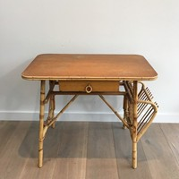 Unusual Rattan Desk