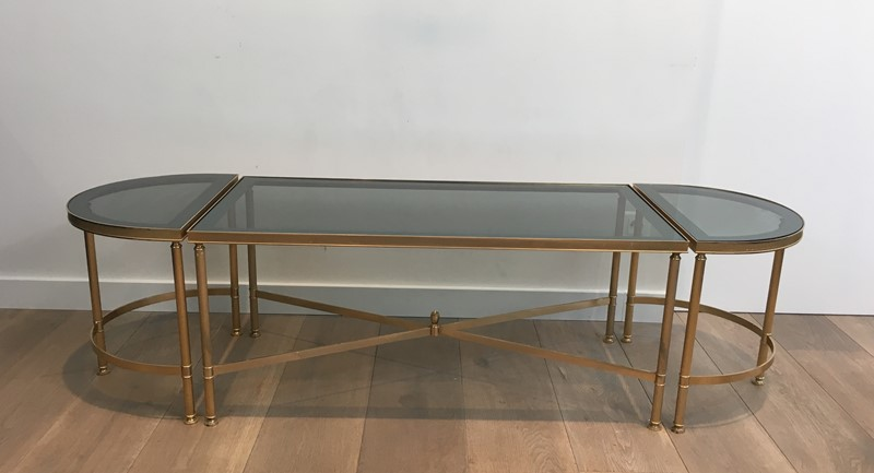 3 Parts Gold Gilt Nickel Coffee Table -barrois-antiques-50's-30122-main-636776061894586852.JPG