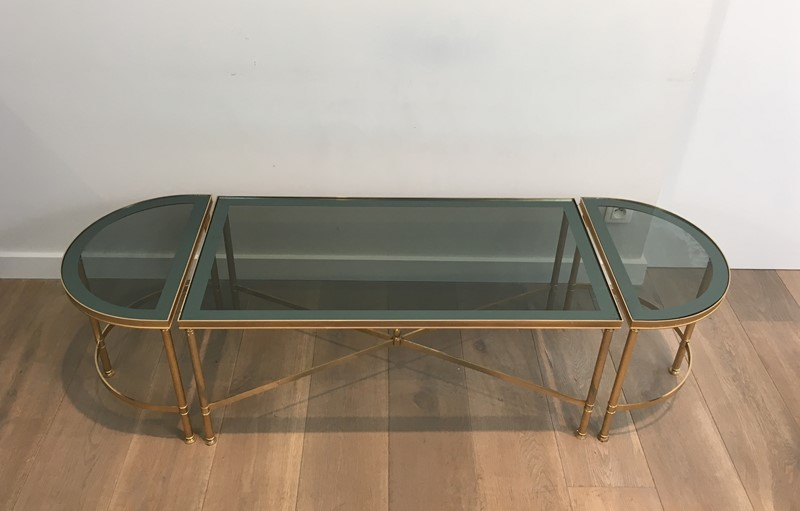 3 Parts Gold Gilt Nickel Coffee Table -barrois-antiques-50's-30123-main-636776061914273739.JPG