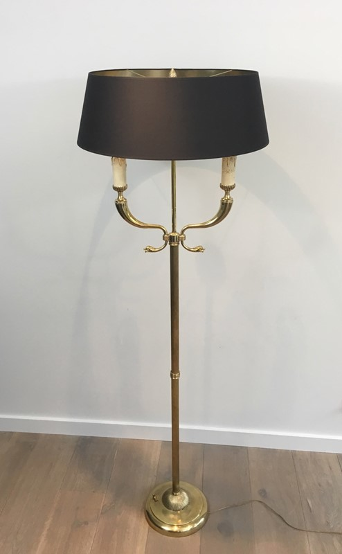 Brass Floor lamps with Dolfinheads.-barrois-antiques-50's-30257-main-636778692786816953.jpg