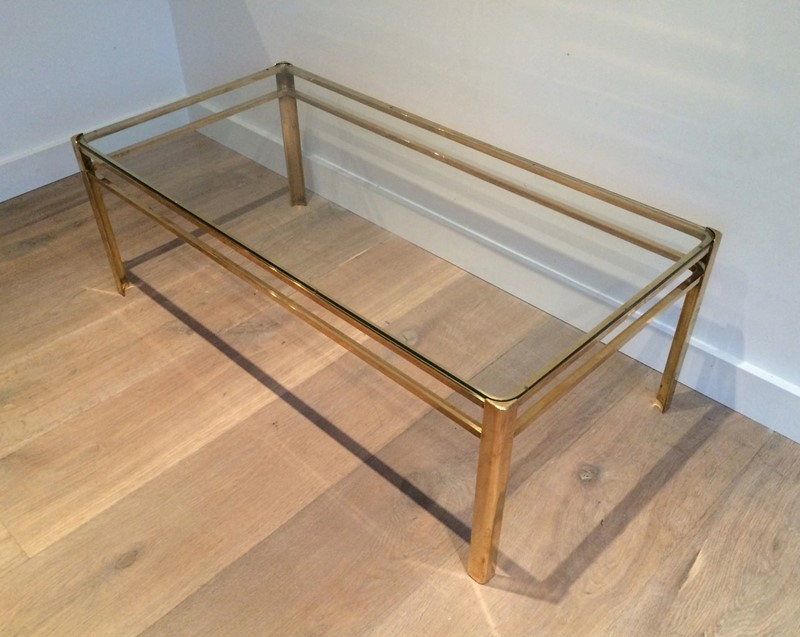 Attributed to Jacques Quinet. Brass Coffee Table-barrois-antiques-50s-11379-main-637445310803390204.jpg