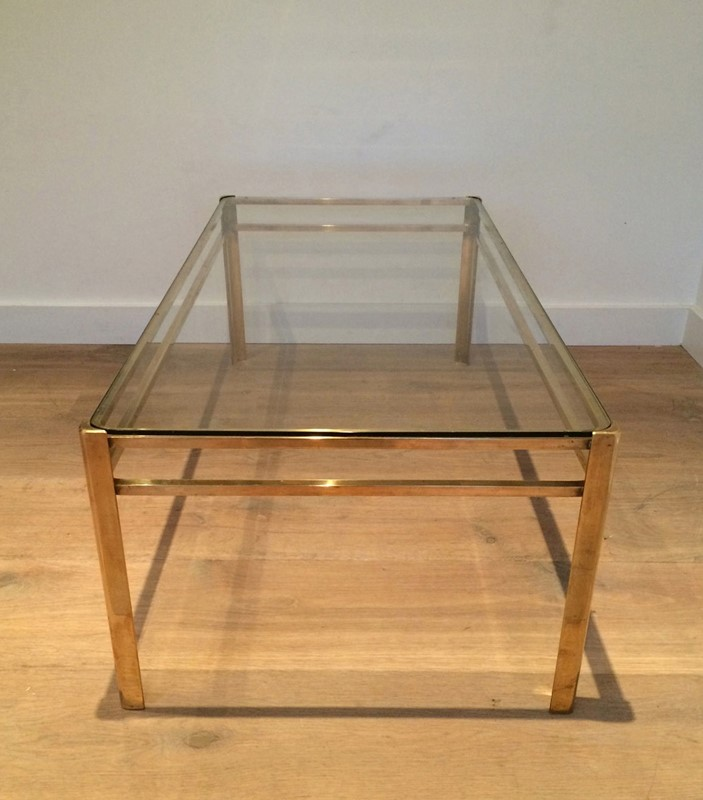 Attributed to Jacques Quinet. Brass Coffee Table-barrois-antiques-50s-11385-main-637445311031043091.jpg