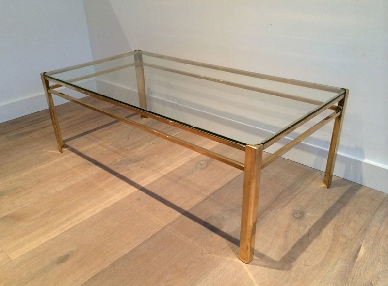 Attributed to Jacques Quinet. Brass Coffee Table-barrois-antiques-50s-11387-main-637445311043855416.jpg