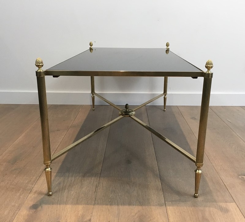 Attr. to Maison Bagués. Brass Coffee Table-barrois-antiques-50s-27903-main-637279012738423820.JPG