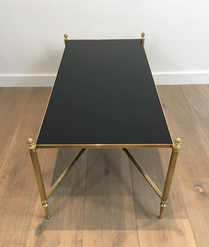 Attr. to Maison Bagués. Brass Coffee Table-barrois-antiques-50s-27904-main-637279012744985847.JPG