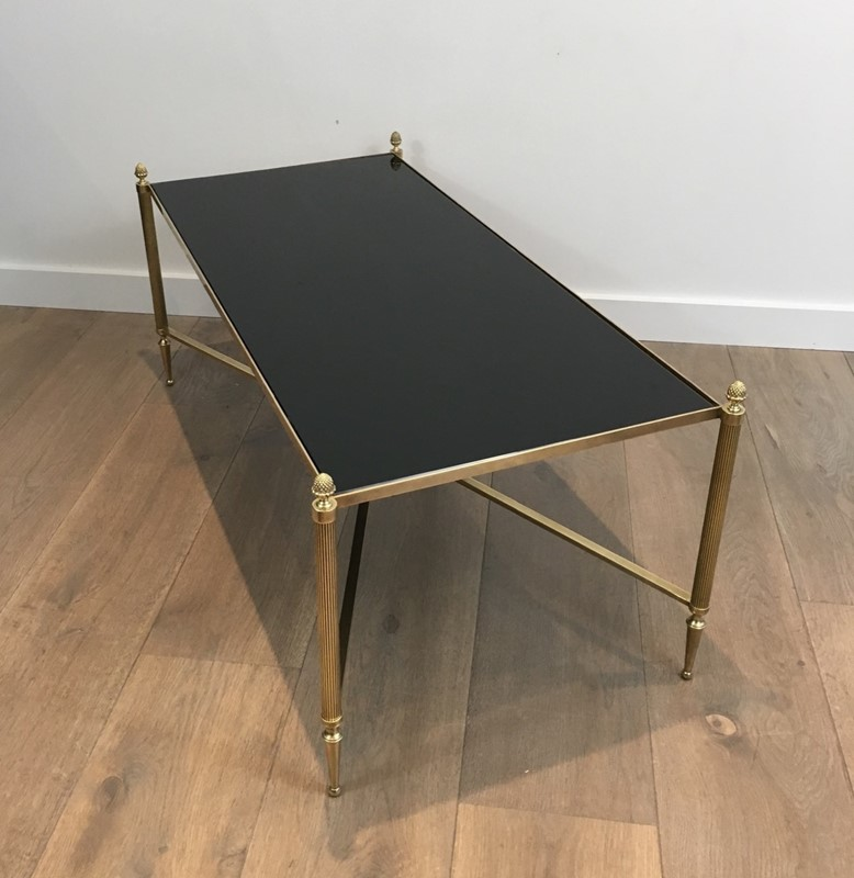 Attr. to Maison Bagués. Brass Coffee Table-barrois-antiques-50s-27910-main-637279012779673234.JPG