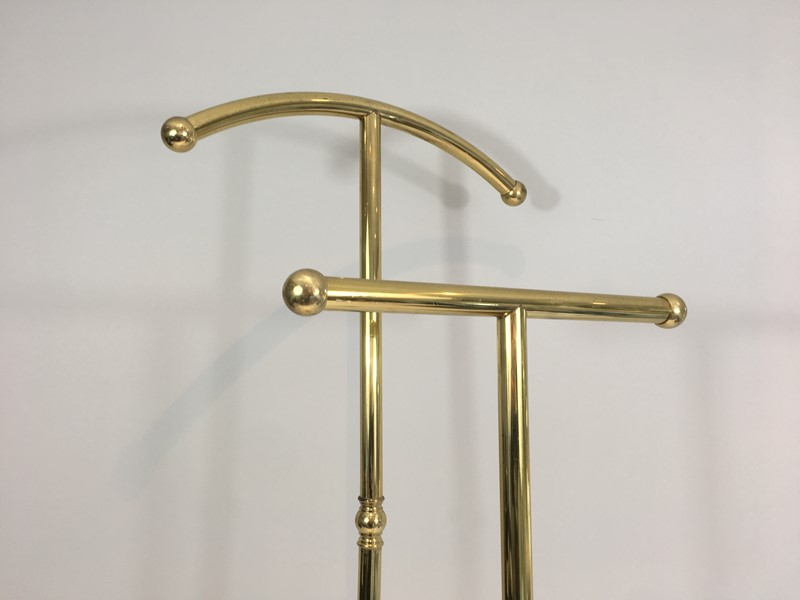 Brass Valet. French. Circa 1970 -barrois-antiques-50s-30771-main-636794378640065788.JPG