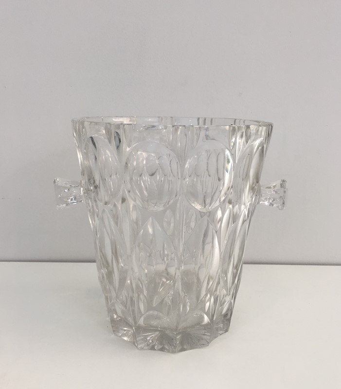 Cristal Wine or Chanpagne Bucket-barrois-antiques-50s-30813-main-636793493600138279.JPG