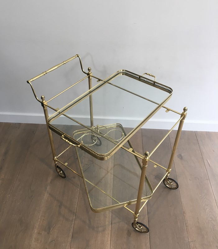 Neoclassical Brass Trolley with 2 Removable Trays-barrois-antiques-50s-32344-main-637097058958533253.JPG