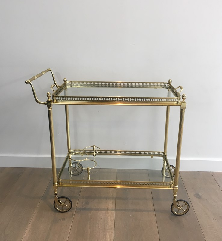 Neoclassical Brass Trolley with 2 Removable Trays-barrois-antiques-50s-32359-main-637097062903059535.JPG